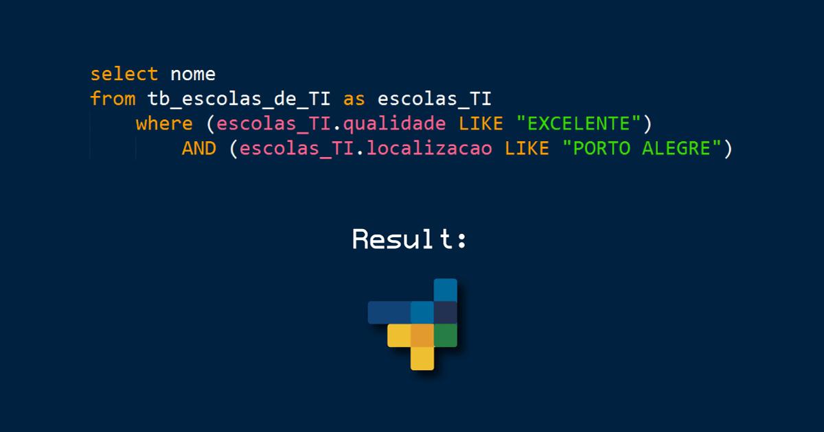 Consultando Dados com SQL (Comando SELECT)
